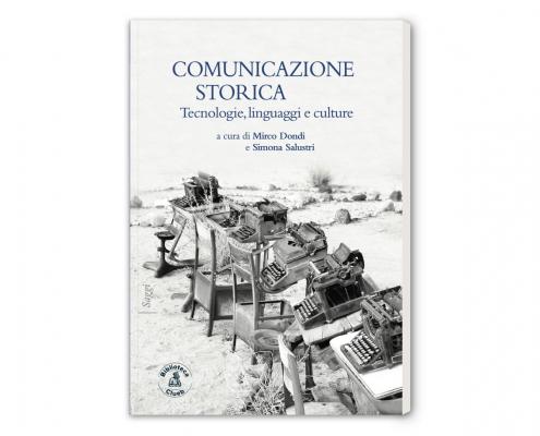 Copertina del libro Comunicazione storica