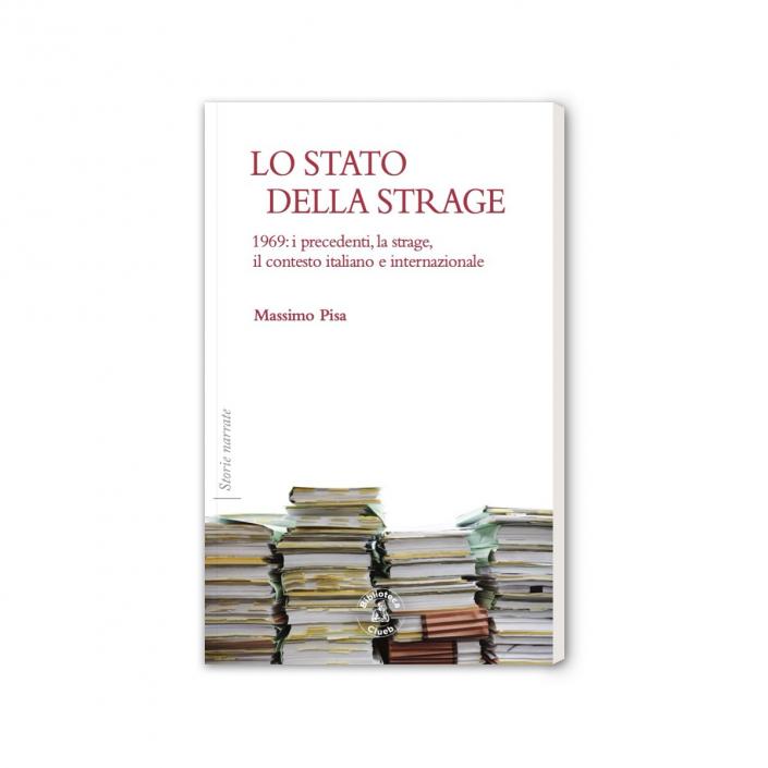 Copertina del libro Lo stato della strage